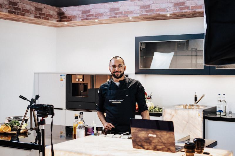 Indischer Kochkurs mit Imran Farzand